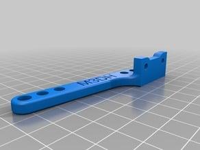 Tronxy XY-3 Filament Pulley