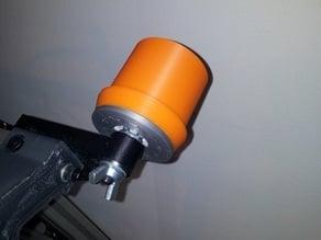 Filament holder - 50+mm reel holder (part 2)