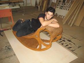 rack chair
