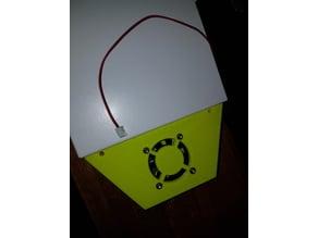 Ultimaker 2 Cooling board Fan Duct