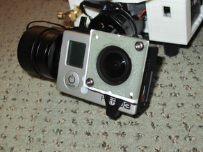 go pro hero 3 lens protector/polorized filter