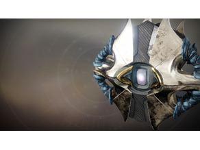 Destiny 2 ghost STARLIGHT SHELL