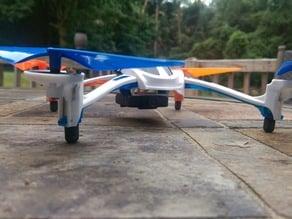 Latrax Alias landing gear