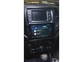 Nexus 7 Mount - Jeep Cherokee