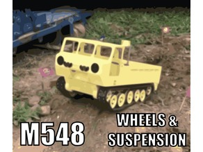 M548 (Wheels & Suspension)
