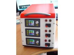 Triple alim 0-50V 0-15A