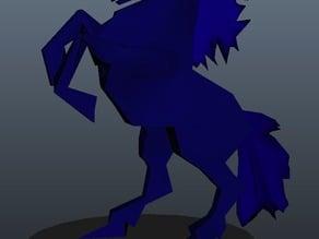 Angular Horse