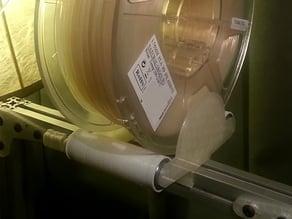 Universal spool holder v2 (parametric, beam clip)