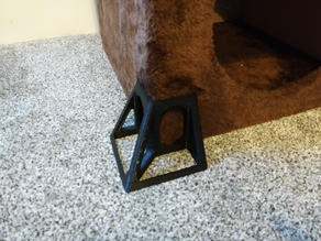 Cat Tree Support Foot