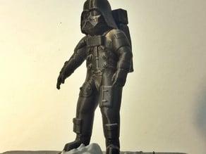 Darth Vader Astronaut (Star Wars)