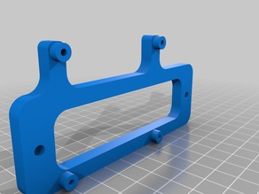 Rail Mount for Raspberry Pi
