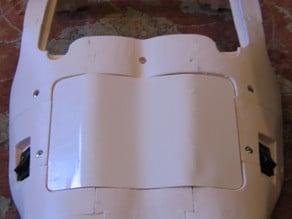 InMoov Battery Door Cover