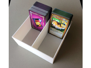 Small cards deckbox insert