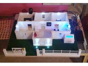 Home automation, casa domotica con arduino