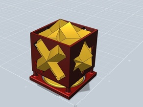 Cubes in Box