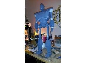 The Iron Giant (Le géant de fer)