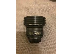 Sigma 14mm f3.5 AF Lens Cap