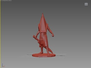 Pyramid Head - Silent Hill
