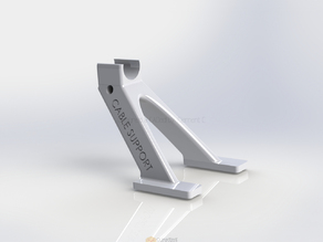 Anet A6 Extruder Cable Support