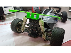 RC Car Spoiler Tamiya