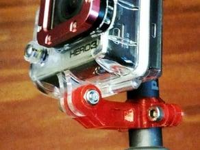 18 mm Ski Pole Mount – GoPro Hero 3