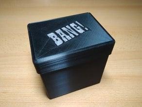 BANG! card game + Dodge city box