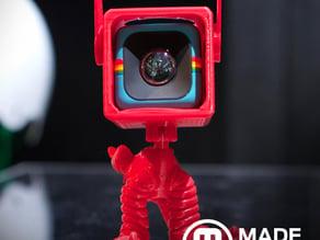 Polaroid Cameran Cube