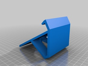 Hex phone stand
