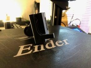 Ender 3 filament guide and runout sensor