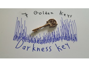 Darkness Key (the Magicians)
