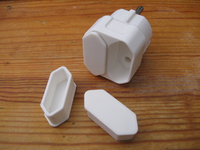 Europlug Power Outlet Dust Cover