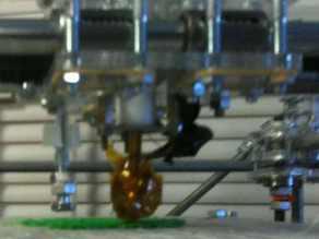 bfb using makerbot extruder
