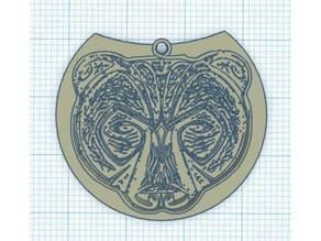 Bear medal