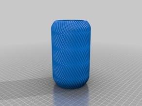 Vase - Cylinder - Twist