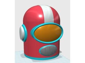 Final Space Garys helmet