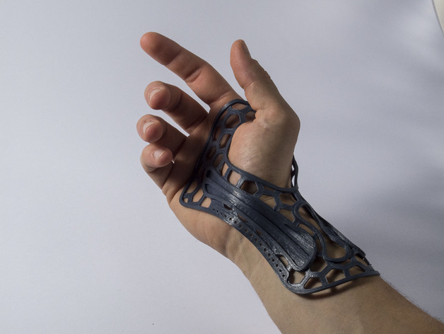 exos wrist brace instructions