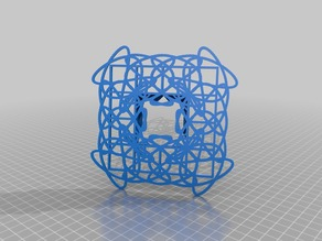 Customizable Lissajous Picture Frame, v1.0