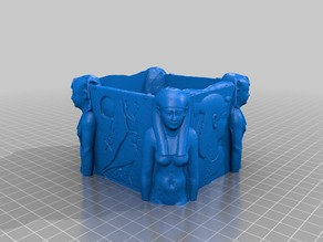 ancient kings planter
