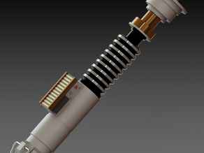 Star Wars - Lukes ROTJ Lightsaber