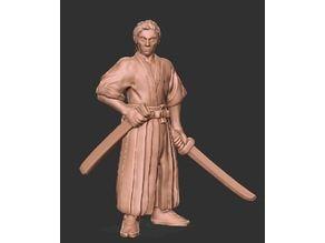 Male Human Samurai