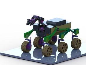 RC MARS Rover Mk II