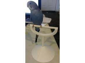 Desktop Perch for Birds