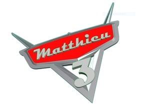 Cars logo (customizable)