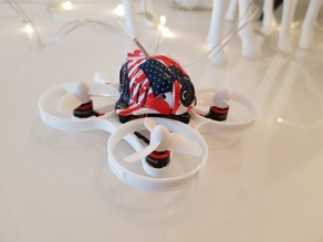 US65 Brushless Whoop frame