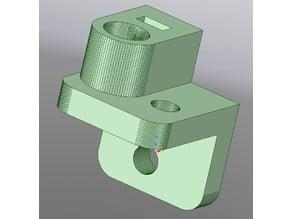 HyperCube 3D Printer corner clamp shaft Y Axis