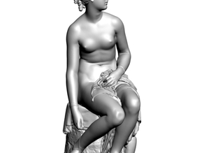 3D Scan of Nymph Untying Her Sandal