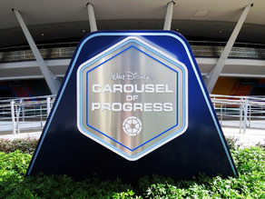 Carousel of Progress Sign