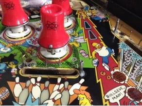 Simpsons Pinball Pop Bumper Cooling Tower