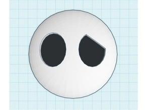 Team Skull: Plumeria (Hair Piece)