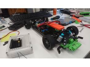LEGO-compatible Jetson Nano Technic Enclosure